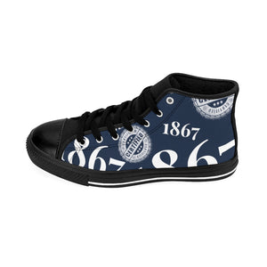 MECCA CERTIFIED 1867 Men's High-top Sneakers