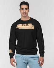 Load image into Gallery viewer, 68 Men's Classic French Terry Crewneck Pullover