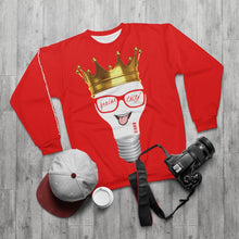 Load image into Gallery viewer, GC LE RED AOP Unisex Sweatshirt