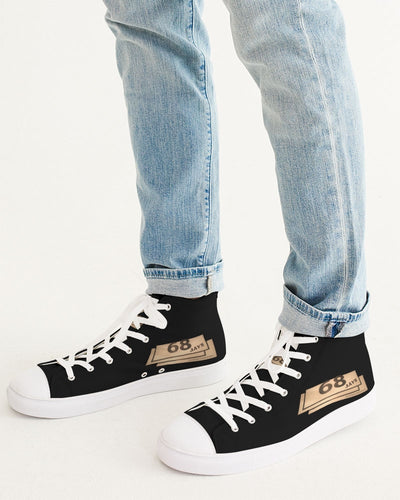 68 JAYS Men's Hightop Canvas Shoe