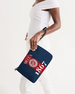 MECCA CERTIFIED 1867 Daily Zip Pouch