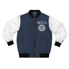 Load image into Gallery viewer, MECCA CERTIFIED Men's AOP Bomber Jacket