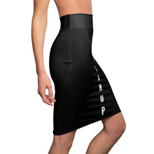 Load image into Gallery viewer, ANPLAHUP Women's Pencil Skirt