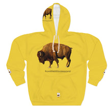 Load image into Gallery viewer, BH Limited Edition AOP Unisex Pullover Hoodie