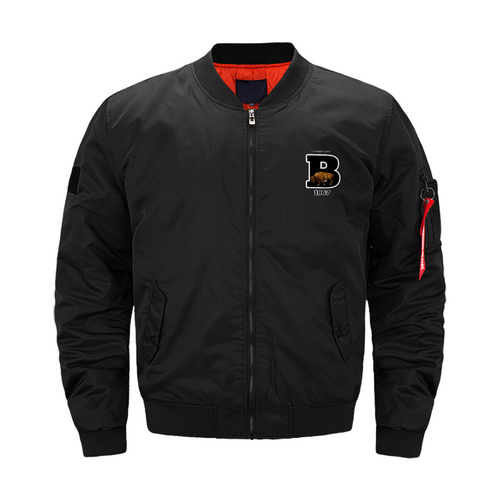 BISON HOUSE Limited Edition Air Force Jacket