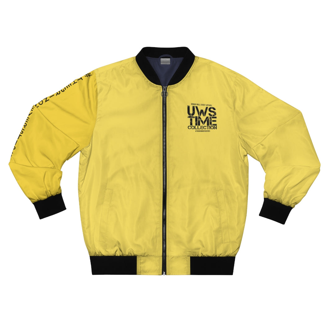 UWS TC Men's AOP Bomber Jacket