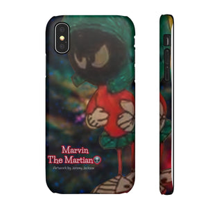 M. Martian Snap Cases (YD)