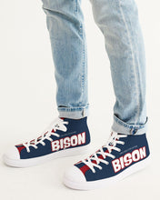 Load image into Gallery viewer, BISON Men's Hightop Canvas Shoe