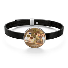 Load image into Gallery viewer, Euros Leather Bracelet