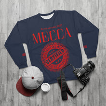 Load image into Gallery viewer, MECCA CERTIFED Unisex Sweatshirt