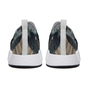 B.E.Tour Paris Slip On Walking/Running Shoes