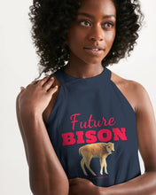 Load image into Gallery viewer, Future Bison Women's Halter Dress