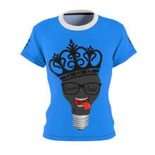Load image into Gallery viewer, Genius Child Women's AOP Cut & Sew Tee