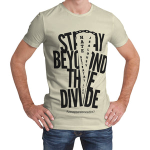 Stay Beyond The Divide Tee Shirt