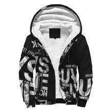 Load image into Gallery viewer, Custom Time Collection Sherpa Hoodie