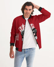 Load image into Gallery viewer, Genius Child  Men's Bomber Jacket