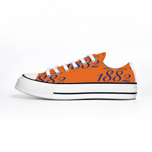 1882 Chucks Canvas Low Top (Virginia State)