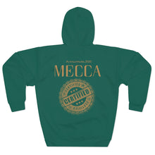 Load image into Gallery viewer, MECCA CERTIFIED AOP  Unisex Pullover Hoodie