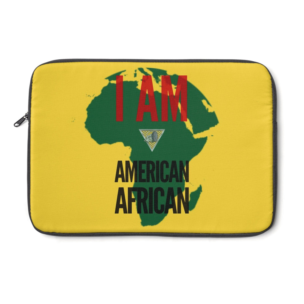 AMERICAN AFRICAN Laptop Sleeve