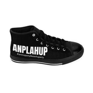 """ANPLAHUP"" Women's High-top Sneakers"