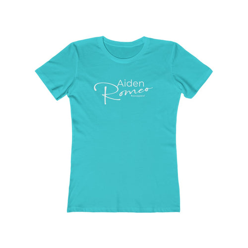 Aiden Romeo Women's The Boyfriend Tee