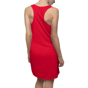 """HOWARD WOMEN"" Women's Cut & Sew Racerback Dress"