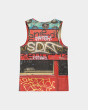 Load image into Gallery viewer, B.E.Tour Paris Men's Sports Tank
