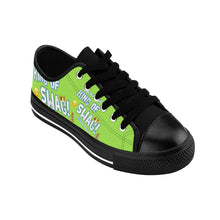 "Load image into Gallery viewer, ""King Of Swag"" Men's Sneakers (*sugg.size up)"