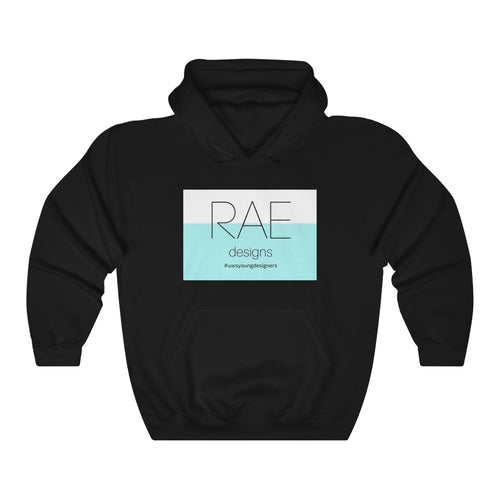 RAE Designs Unisex Heavy Blend™ Hooded Sweatshirt