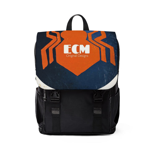 "ECM ""Spidey Style"" Unisex Casual Shoulder Backpack (YD)"