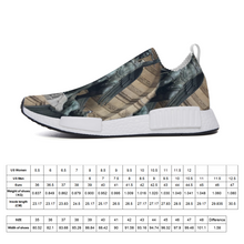Load image into Gallery viewer, B.E.Tour Paris Slip On Walking/Running Shoes
