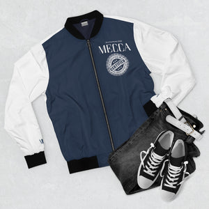 MECCA CERTIFIED Men's AOP Bomber Jacket