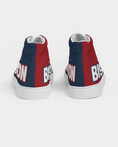 BISON Women's Hightop Canvas Shoe