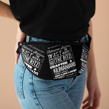 "Load image into Gallery viewer, ""ANPLAHUP"" Fanny Pack"