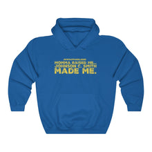 "Load image into Gallery viewer, ""JSCU MADE ME"" Unisex Heavy Blend™ Hooded Sweatshirt"