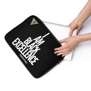 I Am B.E Laptop Sleeve