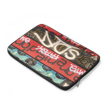 Load image into Gallery viewer, B.E.T Paris Art Laptop Sleeve