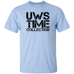 UWS Time Collection T-Shirt-Black print