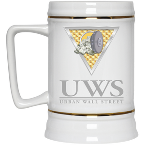 UWS Beer Stein 22oz.