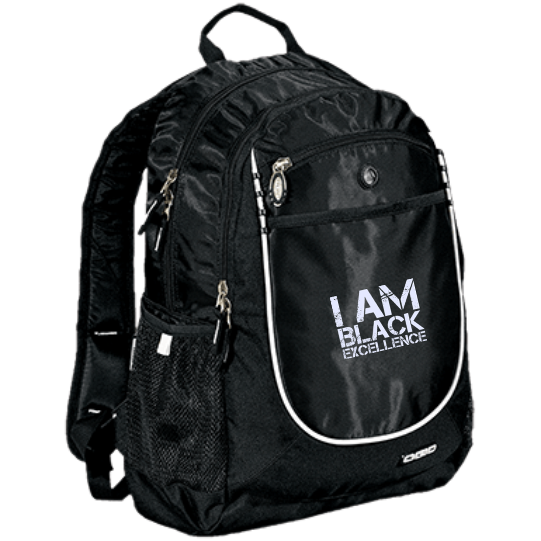 I AM BLACK EXCELLENCE OGIO Rugged Bookbag