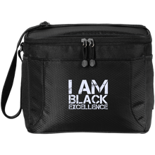 Load image into Gallery viewer, I AM BLACK EXCELLENCE 12-Pack Cooler