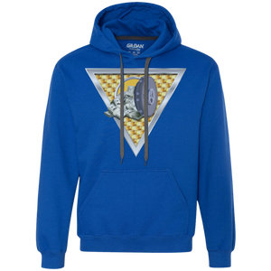 UWS LOGO (crest only)  Heavyweight Pullover Fleece Sweatshirt