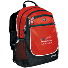 Load image into Gallery viewer, YOUNG PRODUCERS OGIO Rugged Bookbag