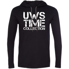 Load image into Gallery viewer, UWS TIME COLLECTION Logo LS T-Shirt Hoodie
