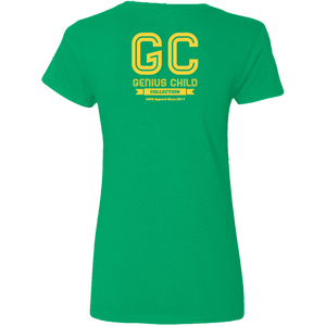 GC Limited Edition Ladies' 5.3 oz. V-Neck T-Shirt