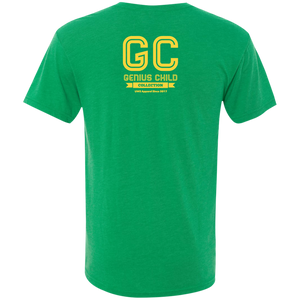 GC Limited Edition Men's Triblend V-Neck T-Shirt