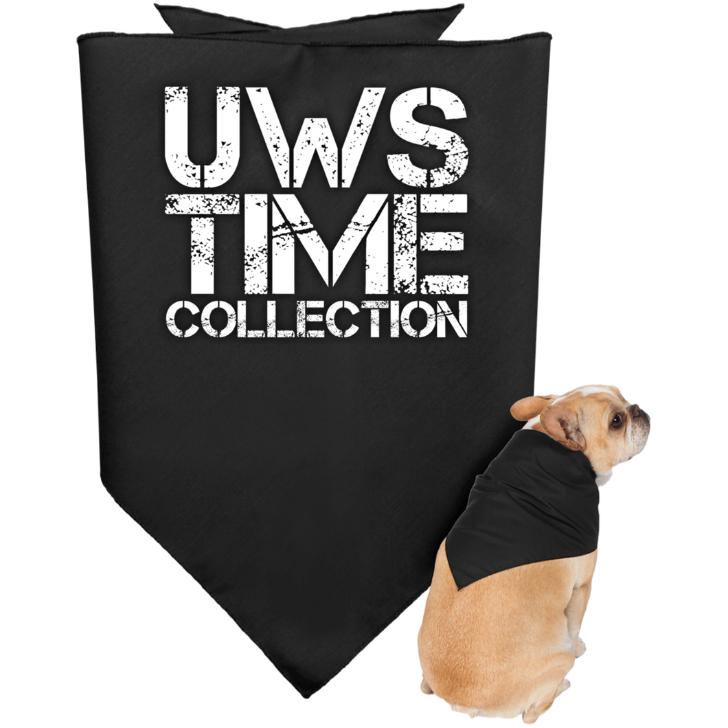 UWS TIME COLLECTION Doggie Bandana