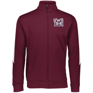 UWS TIME COLLECTION Augusta Performance Colorblock Full Zip