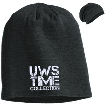 Load image into Gallery viewer, UWS TC LOGO District Slouch Beanie