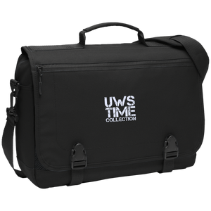 UWS TIME COLLECTION Messenger Briefcase